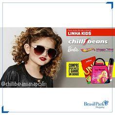 Venha conferir a linha Kids da Chilli Beans. Presente irresistível para o  Dia das Crianças. 0838b6bc8f