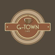 We created a new Logo for a small Cafe in Grantham Town, Lincolnshire called G-Town Cafe.
