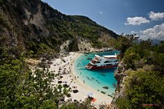 Top 10 Lefkada Beaches.