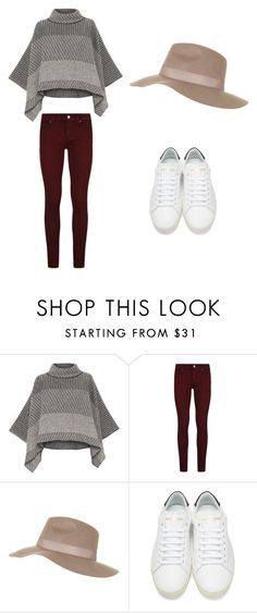 """""""1st"""" by chankarmila ❤ liked on Polyvore featuring Piazza Sempione, Paige Denim, Topshop and Yves Saint Laurent"""