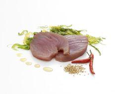 Oosterse tartaar van rauwe tonijn van Roos in de Keuken