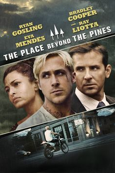 The Place Beyond The Pines. Such a great movie..! I was emotionally drained after watching it and it left me with so much to think about