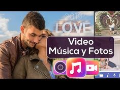 5 PASOS: Hacer vídeos con Fotos y Música - ANDROID 2019 (Texto y Gifs) - YouTube Apps, Youtube, Instagram, Texts, Android Apps, Backgrounds Free, App, Youtubers, Youtube Movies