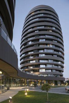 d912318ca85154 Gallery of Selenium Atakoy   DILEKCI Architects + Uras x Dilekci - 5