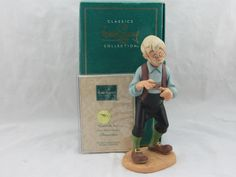"WDCC ""Good-bye Son"" Geppetto from Disney's Pinocchio in Box with COA by LovelyTeaCupsandMore on Etsy"