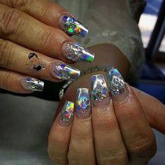 Minx nails design