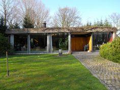 https://flic.kr/p/axdmDr   house juliaan lampens - van hove   house juliaan lampens, eke / nazareth, belgium, 1960, architect: juliaan lampens