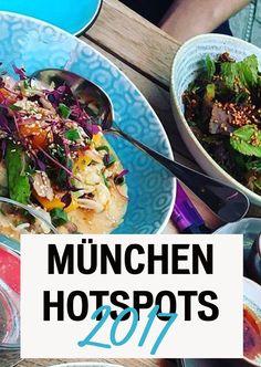 What to do in Munich – 5 Hotspots für's Wochenende! #münchen #munich #munichguide #whattodo #wheretogo