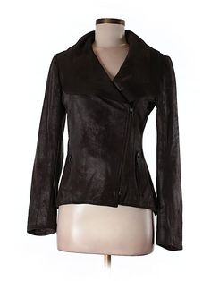 Check it out—SW3 Bespoke Faux Leather Jacket for $63.99 at thredUP!