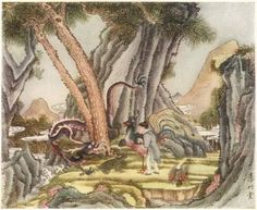BAMBOO AND THE TURTLE- Chinese Fairy Tales