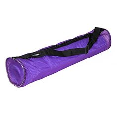 Zenzation Metro Hot Yoga Mat Bag Purple * Details can be found by clicking on the image. (This is an affiliate link)