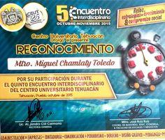 Gracias Centro Universitario Tehuacán