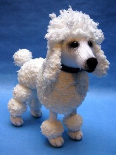 Poodle from Alan Dart