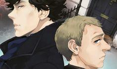 Vídeo comparativa de las dos ediciones de Sherlock: Estudio en rosa