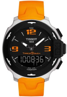Tissot Watch T-Race Touch- I like but in a different color
