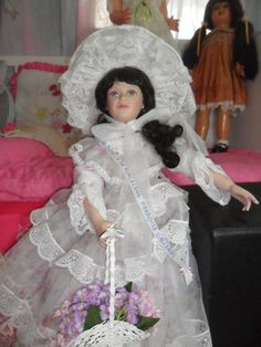 BONECA ALEXANDRA - PARADISE GALLERIES - TODA ORIGINAL - 70 CM
