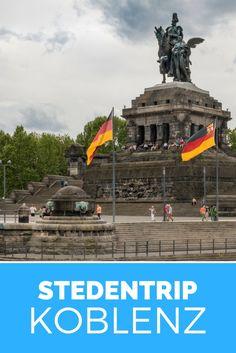 Koblenz, Duitsland. Bekijk alle bezienswaardigheden in Koblenz, Duitsland.