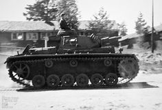 https://flic.kr/p/Ee3QJC | Panzerkampfwagen III (7,5 cm Kw.K. 37 L/24) mit Vorpanzer (Sd.Kfz. 141/2) Ausf. N | This Panzer III Ausf. N is now part of the Norwegian army.  Picture copyright DigitaltMuseum, all rights reserved.  ________ The Panzer Pictures Database | @PanzerDB (Twitter) | panzerdb.com
