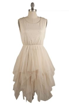 The Prima Ballerina Dress - Torn on this dress...I really want it but they only have it in a Medium!