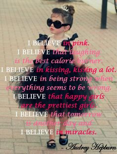 My designed Audrey Hepburn quote <3.