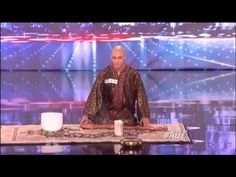 Spiritual Man Levitates On Americas Got Talent!