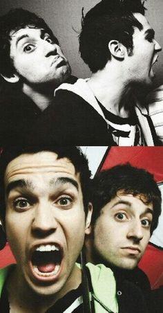 Joe and Pete