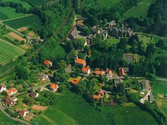 vollmerz germany | Luftbild Vollmerz - Ramholz