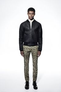 A. Sauvage Spring/Summer 2013 Lookbook