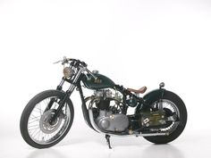 BSA A7 Plunger Bobbers, Choppers, Motorbikes, Switzerland, Twins, British, Motorcycle, Vehicles, Chopper