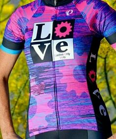 a84233f07 Ladies Only Velo LOVe Custom Jersey by Pearl Izumi Bike Style, Cycling  Outfit, Bike