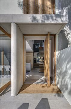 Woollahra House by Nobbs Radford Architects - Sydney Terrace Home - The Local Project Interior Architecture, Interior And Exterior, Architecture Apps, Roman Architecture, Renaissance Architecture, Architecture Student, Architects Sydney, Local Architects, Interior Minimalista