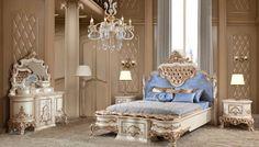 Klasik Yatak Odaları: classic Bedroom by Luxury Mobilya