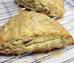 maple bacon scone recipe