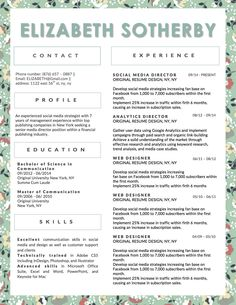 How To Make A Resume In Microsoft Word Inspiration Beautiful Resume Template For Microsoft Word This Is An Instant .