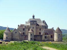 Château du Théret. La Saunière. Limousin