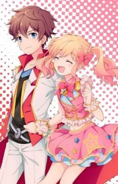 """(Resetting everything from the first book.) Yume and Subaru are so called """"rivals,"""" or, at least that's what Yume said..."""