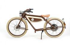 Bicicletta Provocatore voor Scotch&Soda © 2013Voor Meijsmotor heeft 'BRINKHAUS rijwielen' oa. styling, technische product ontwikkeling, finetuning van het ontwerp, voorbereiding Europese typegoedkeuring en sourcing voor de bromfiets gedaan.Een variant van dit ontwerp is de limited edition van de Meijs Motorman elektrische bromfiets, Bicicletta Provocatore voor Scotch&Soda.Interested in a custom made...