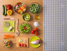 decorar un negocio de comida saludable - Buscar con Google