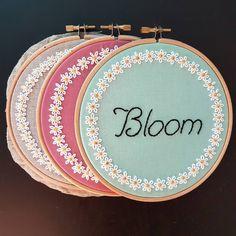 いいね!407件、コメント6件 ― Becca さん(@tuxedocrafts)のInstagramアカウント: 「Would any of you guys be interested if I made a little beginners embroidery kit? It got me thinking…」