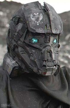 Zombie apocalypse face protection