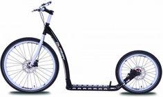 Koloběžka Olpran A14, černá Bicycle, Sporty, Vehicles, Accessories, Bike, Bicycle Kick, Bicycles, Car, Vehicle