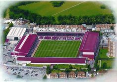 Bristol City F.C. . Ashton Gate - 21.501 tilskurer