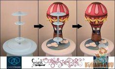 Swank Cake Design - For all your cake decorating supplies, please visit… Cake Decorating Supplies, Cake Decorating Techniques, Cake Decorating Tutorials, Gravity Cake, Gravity Defying Cake, Fondant Cakes, Cupcake Cakes, Fondant Bow, Car Cakes