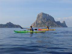 Ibiza kayak