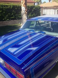 One of my favorite paint jobs . i did for Mondo Landeros.