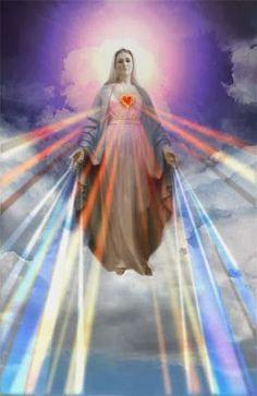MENSAJES DE UN ALMA DEL SUR : Mensaje de Madre María - Por Ngari