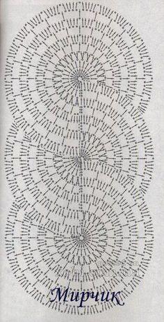 Ideas crochet lace shawl table runners Knitting PatternsKnitting For KidsCrochet PatternsCrochet Scarf Crochet Table Runner Pattern, Crochet Doily Patterns, Crochet Tablecloth, Crochet Motif, Crochet Designs, Freeform Crochet, Filet Crochet, Crochet Doily Diagram, Crochet Chart
