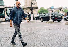 Milan Vukmirovic | Street Style: Tommy Ton Shoots Paris Fashion Week