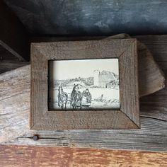 Vintage Peter Etril Snyder Print Barnyard Horse by Untried
