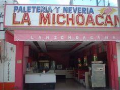 Paletería La Michoacana